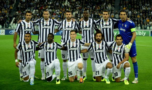 Juventus-Galatasaray (getty images)