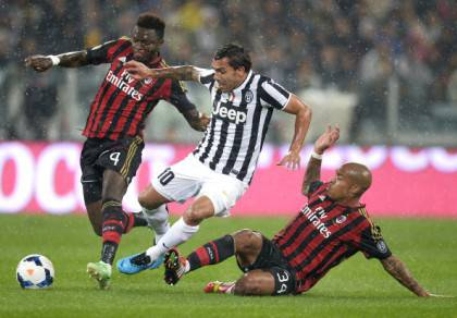 Juventus-Milan (getty images)