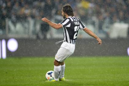 Andrea Pirlo (getty images)