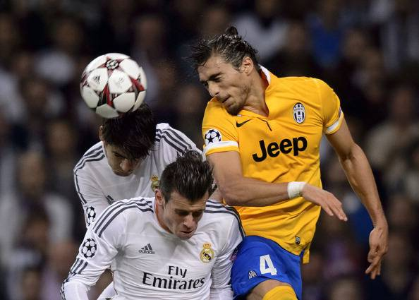 Martin Caceres - Getty Images