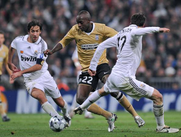 Momo Sissoko in Real-Juve del 5 novembre (getty images)