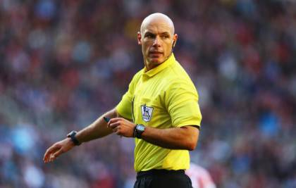 Howard Webb (getty images)