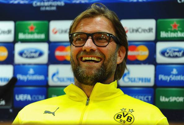 Jurgen Klopp (getty images)