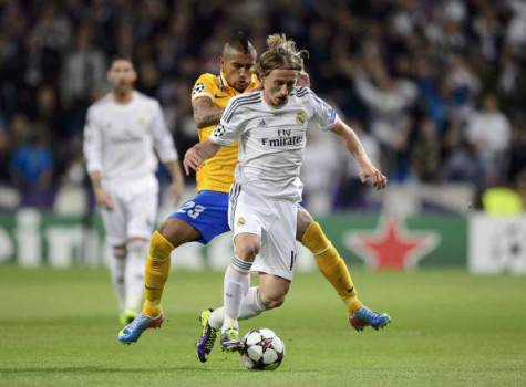 Calciomercato, Modric all'Inter: affare possibile per i bookie