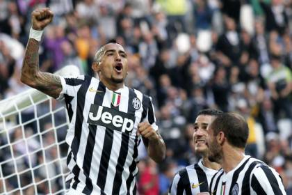 Arturo Vidal (getty images)
