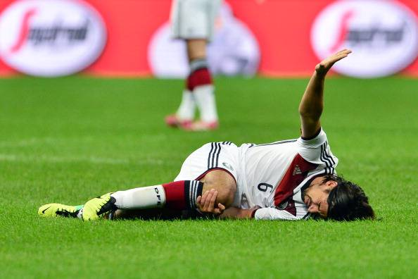 Sami Khedira (getty images)
