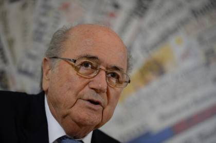 Sepp Blatter - Getty Images