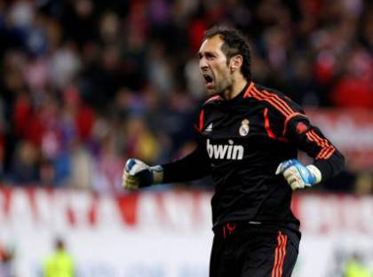 Diego Lopez - Getty Images