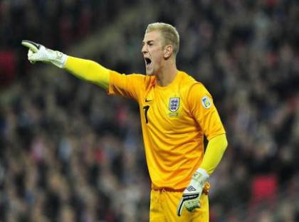 Joe Hart - Getty Images