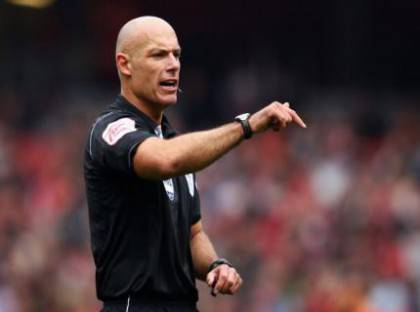 Howard Webb - Getty Images
