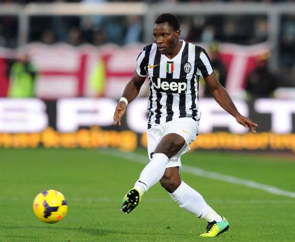 Kwadwo Asamoah (getty images)