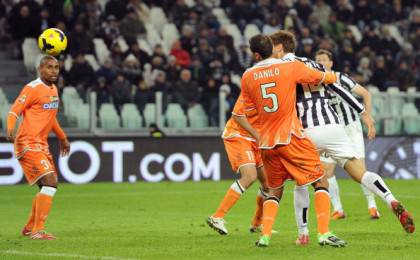Il gol di Llorente (getty images)