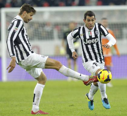 Tevez-Llorente (getty images)