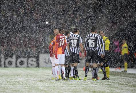 Galatasaray-Juventus,(getty images)