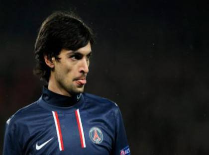 Javier Pastore - Getty Images