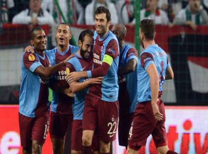 Trabzonspor - Getty Images
