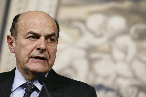 Pierluigi Bersani (getty images)
