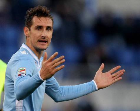 Miroslav Klose (getty images)