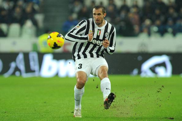 Giorgio Chiellini (getty images)