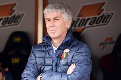 Gian Piero Gasperini (Getty images)