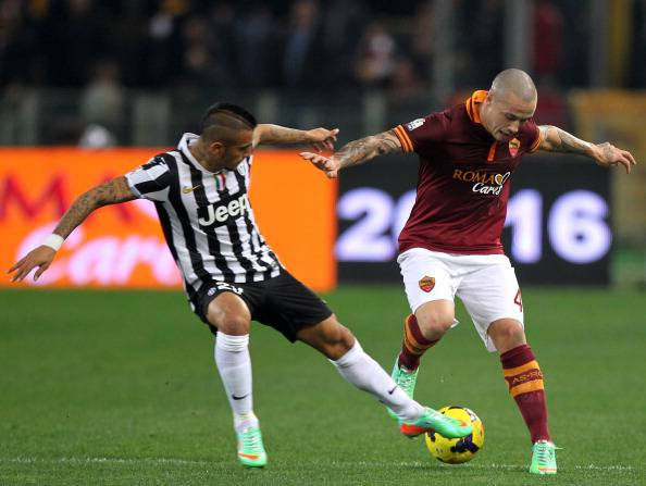 Roma-Juventus (getty images)