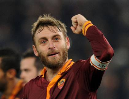 Daniele De Rossi (getty images)
