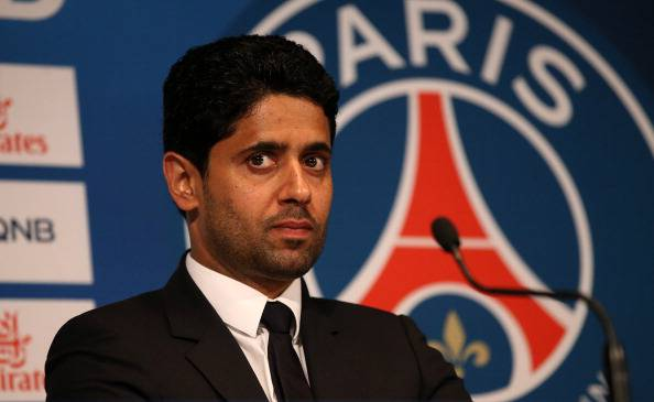 Nasser Al-Khelaifi (getty images)