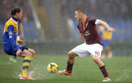 Roma-Parma (getty images)