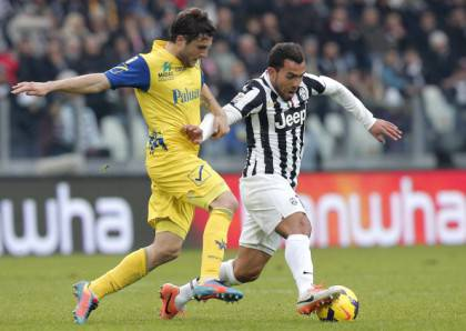 Juventus-Chievo (getty images)