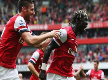 Sagna - Getty Images