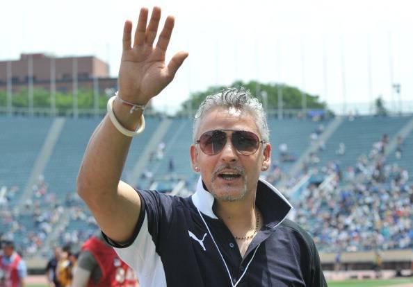 Roberto Baggio (getty images)