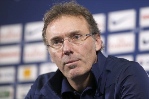 Laurent Blanc (getty images)