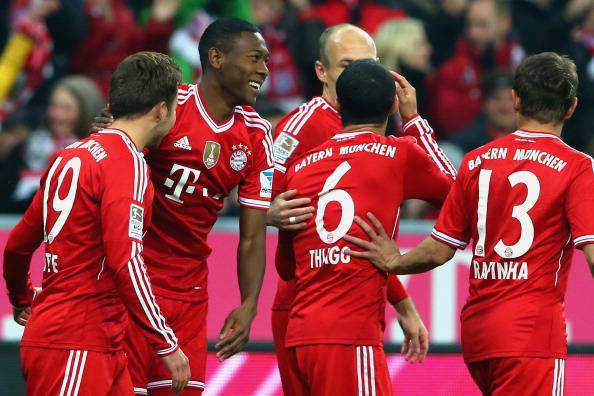 Bayern Monaco (getty images)