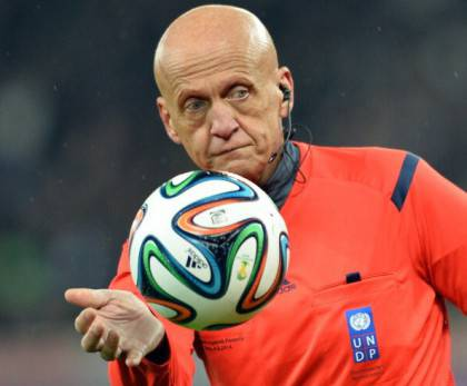 Pierluigi Collina (getty images)