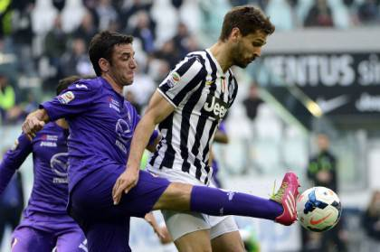 Juventus -Fiorentina (getty images)