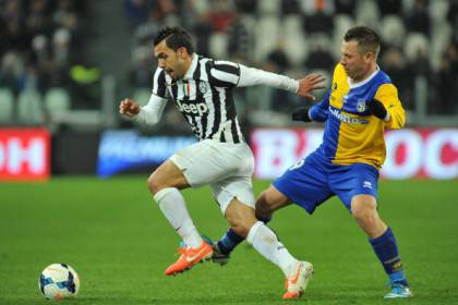 Juventus-Parma (getty images)