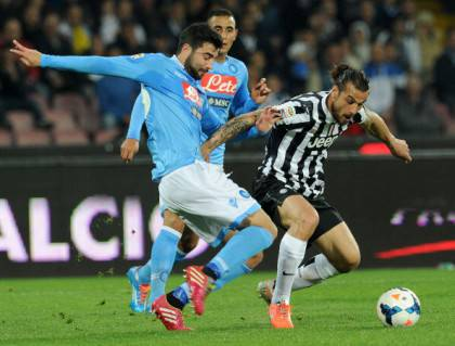 Napoli-Juventus (getty images)