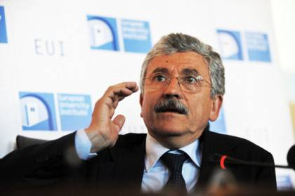 Massimo D'Alema (getty images)