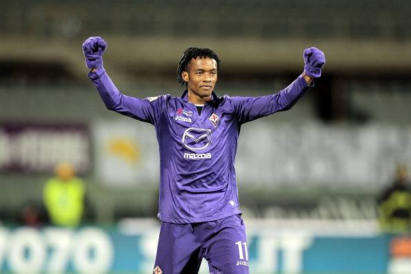 Juan Cuadrado (getty images)