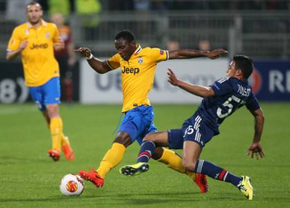 Lione-Juventus (getty images)