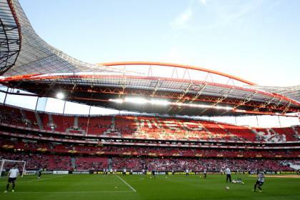 Stadio Da Luz Lisbona (getty images)