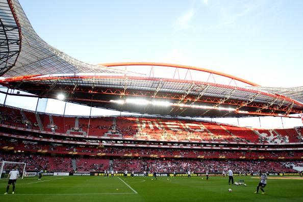 Stadio Da Luz Lisbona (getty images)