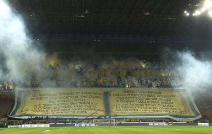 Curva Nord Inter (getty images)