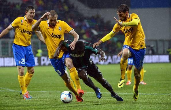 Sassuolo-Juventus (getty images)