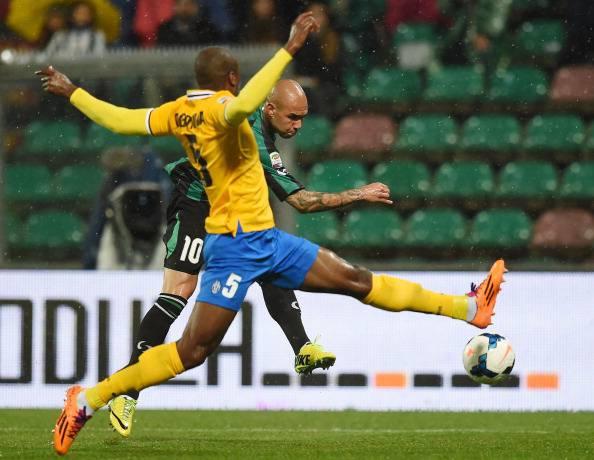 Il gol di Zaza alla Juventus (getty images)