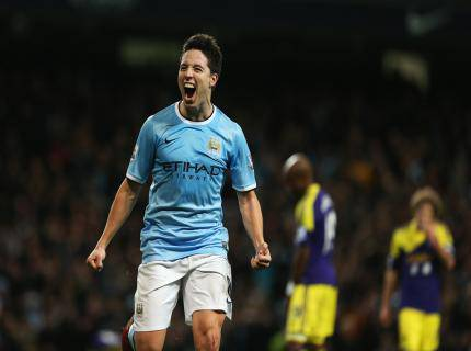 Samir Nasri - Getty Images