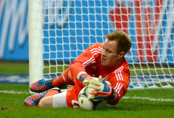 Ter Stegen - Getty Images