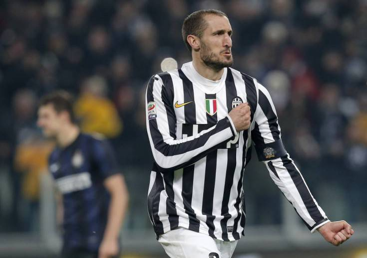Giorgio Chiellini - Getty Images