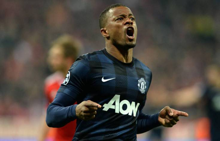 Patrice Evra - Getty Images