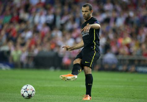 Javier Mascherano (getty images)